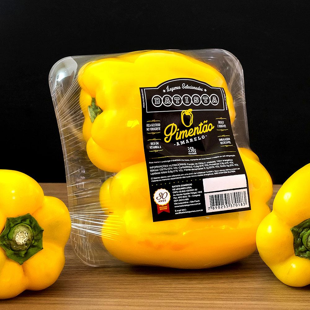 Pimentão Amarelo